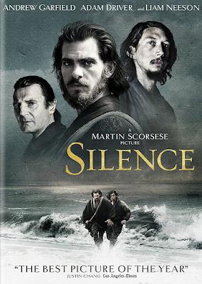 Silence [2016] [DVD5] [Latino]