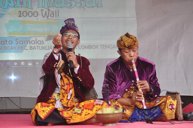 Kawin Massal Seribu Wali Dalam Bingkai Budaya Sasak