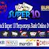 Situs Judi Super 10 Terpercaya Bank Online 24 Jam