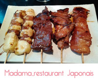 madama restaurant japonais