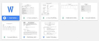Contoh Proposal BOP RA Terbaru, Lengkap Dengan Lampiran.