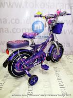 Sepeda Anak FamilyGlamour 12 Inci