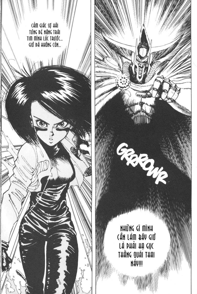 Battle Angel Alita chapter 06 trang 5