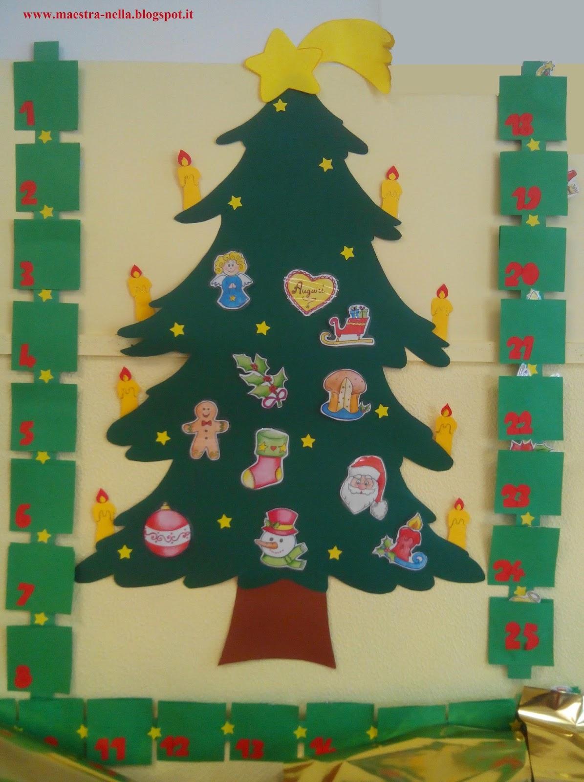 Maestra nella calendario dell 39 avvento for Maestra gemma scuola dell infanzia