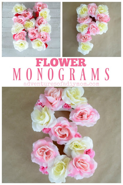 Flower Monograms