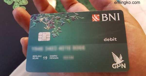 Kartu Debit Gpn Bni Tidak Bisa Request Vcn Emingko Blog