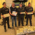 Bari. Sequestrati 25 kg di marijuana ed hashish. Arrestato dalla Gdf un cittadino montenegrino [VIDEO]