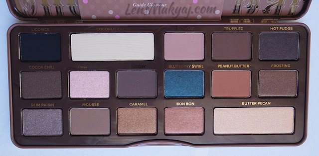 Too Faced Semi Sweet Chocolate