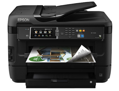 Epson WorkForce WF-7620 image