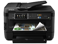 Epson WorkForce WF-7620 Driver Download - Windows, Mac