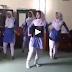 School Girls Are Dancing In School Uniform - Dance Classes