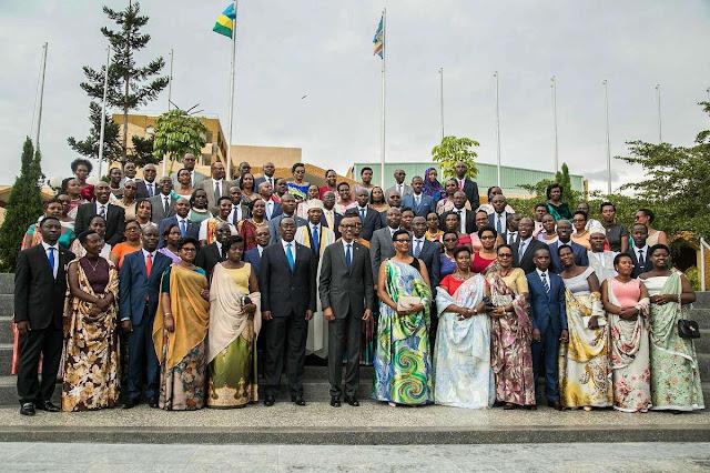 After Ethiopia, Rwanda names 50 per cent female cabinet