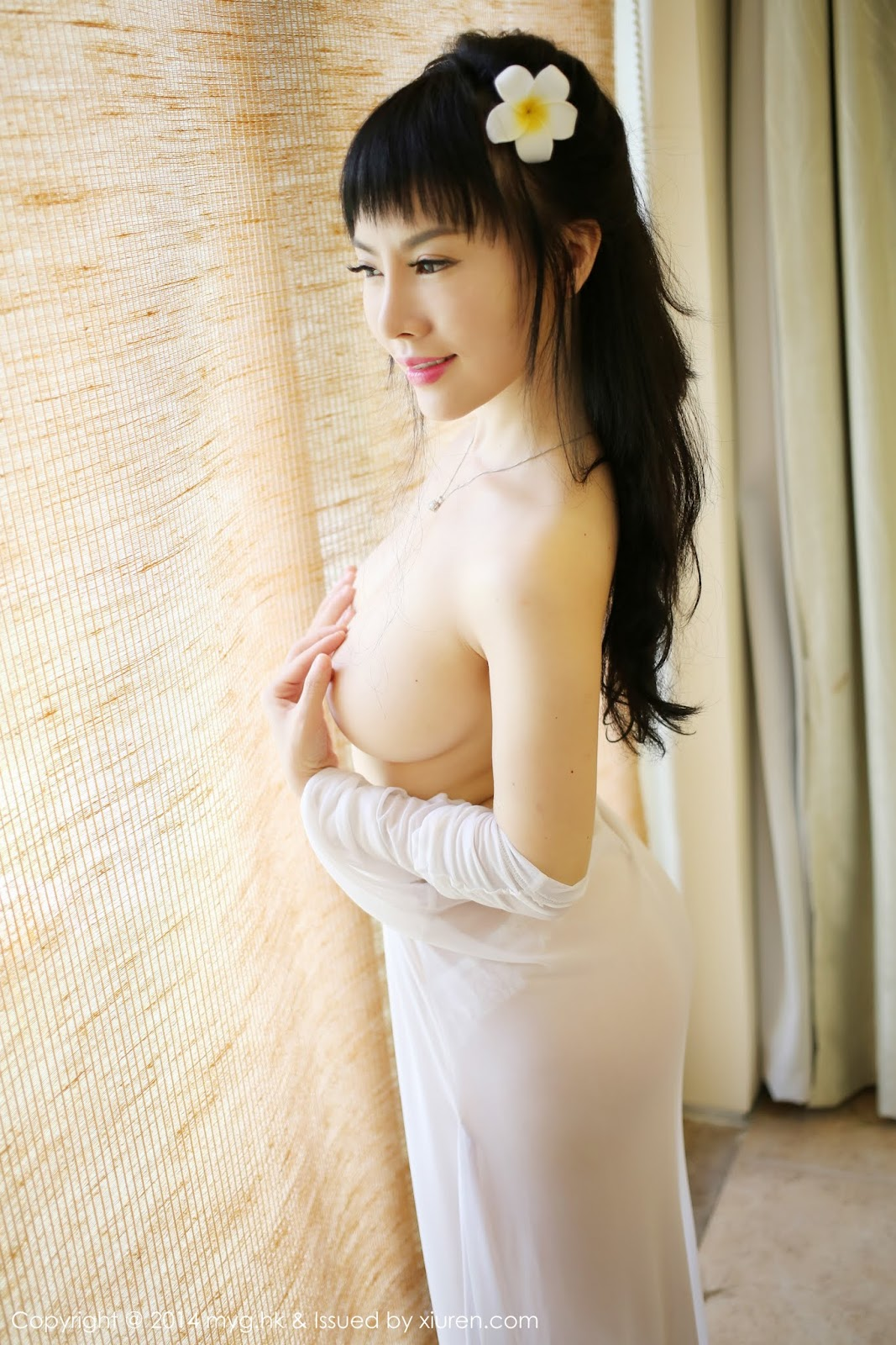 0047 - Sexy Nude Model MYGIRL VOL.49