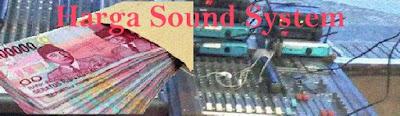 Harga-Sound-System