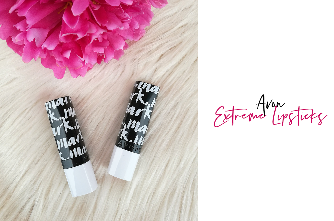Avon Mark Epic lipstick