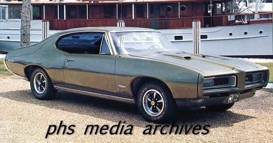 Phscollectorcarworld Ghost Cars 1968 Pontiac Gto Ram Air Ii