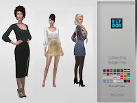 Lumy-sims Saige Top Recolor