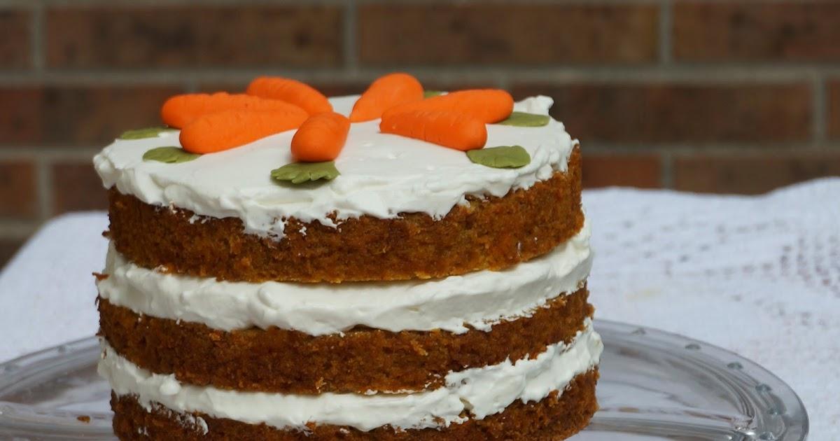 Carrot Cake Humeda
