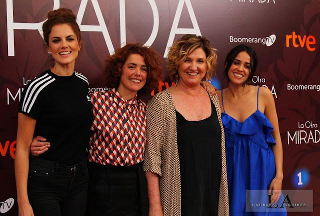 Melina Matthews, Patricia Lopez Arnaiz, Ana Wagener, Macarena García, La Otra Mirada, 2ª Temporada