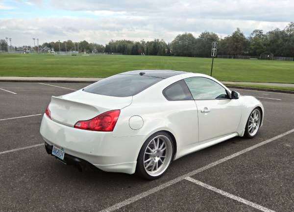 Great 2008 Infiniti G37 Coupe Sport Edition