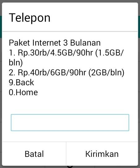 Image Result For Paket Internet Bulanan Telkomsel