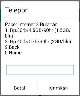 Kode Paket Internet Murah Telkomsel 2016