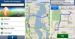 TeleNav GPS Navigator 6.2 for Android released
