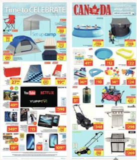 Walmart flyer calgary June 29 - July 5, 2017