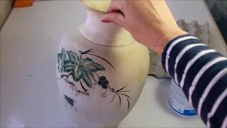 manualidades recicladas con cascara de huevo