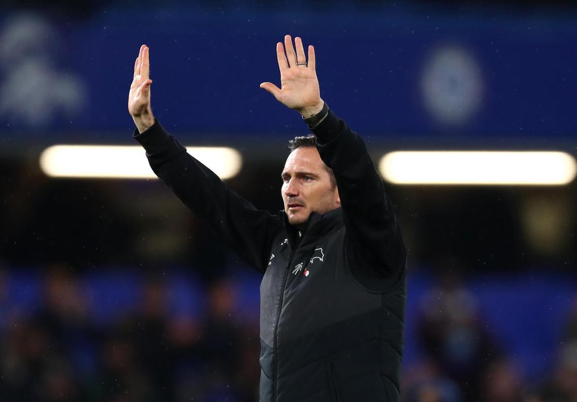 Lampard Awali Sepak terjang menjadi Pelatih Chelsea dengan Hasil Seri