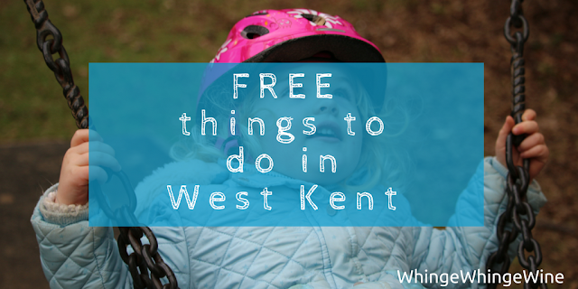 Eight FREE and really cheap places to take babies, toddlers and young children/kids in and around Tonbridge, Sevenoaks, Tunbridge Wells, West Kent - Coolings Nature Trail, Sevenoaks Nature Reserve, Tonbridge Park and Castle Grounds, Polhill Garden Centre, Broadview Gardens and tea room, Haysden Country Park and lake, Knole Park, Dunorlan Park