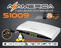 NOVA ATUALIZAÇÃO DA MARCA AZAMERICA S1009