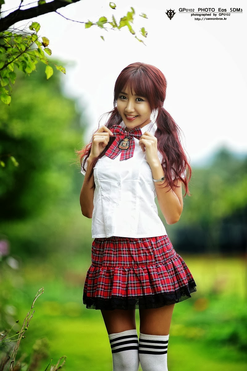 School Girl Jo In Young  Cute Girl - Asian Girl - Korean -3879