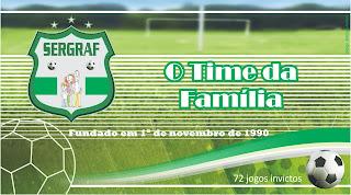Logo criada para time amador da região de Ipatinga onde jogam no campo do Vale Verde