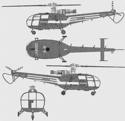 airplane scale modelkit  aerospastiale sa