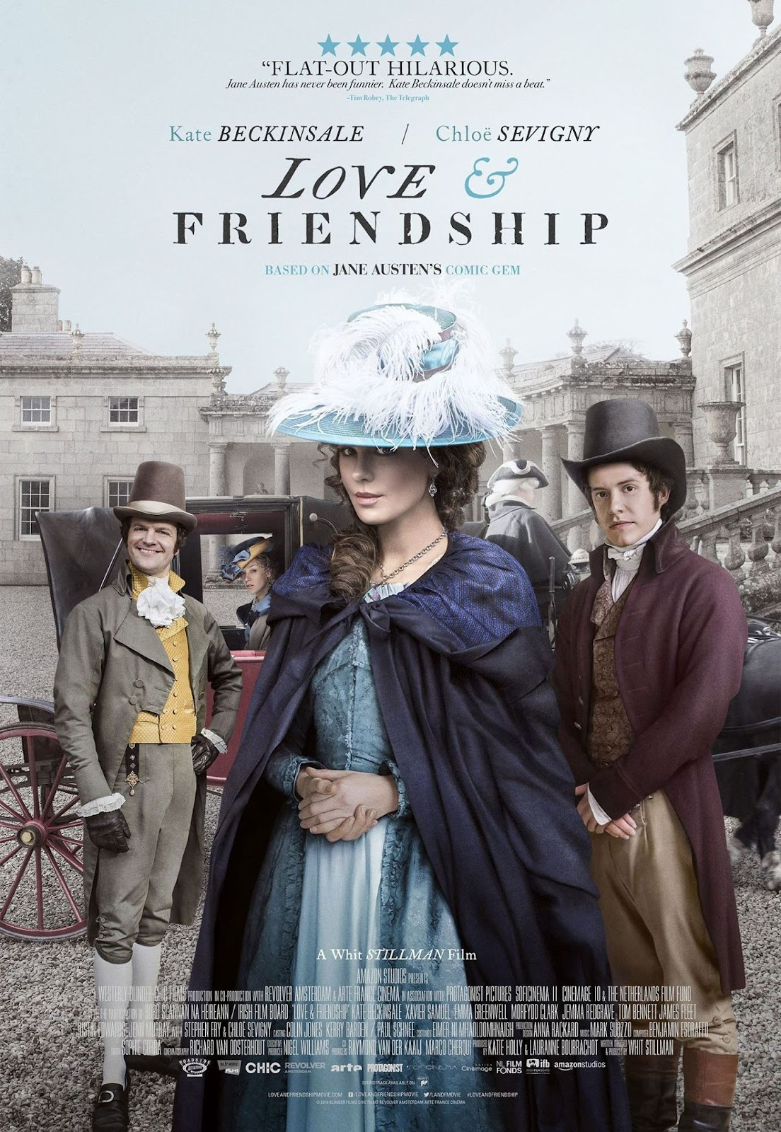 Love & Friendship (Amor y amistad)