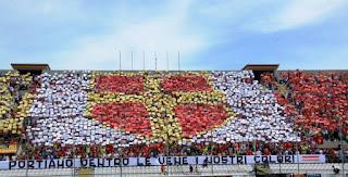 ACR MESSINA CALCIO: BRAMANTI SCENDE IN CAMPO PER SOSTENERE IL CLUB GIALLOROSSO