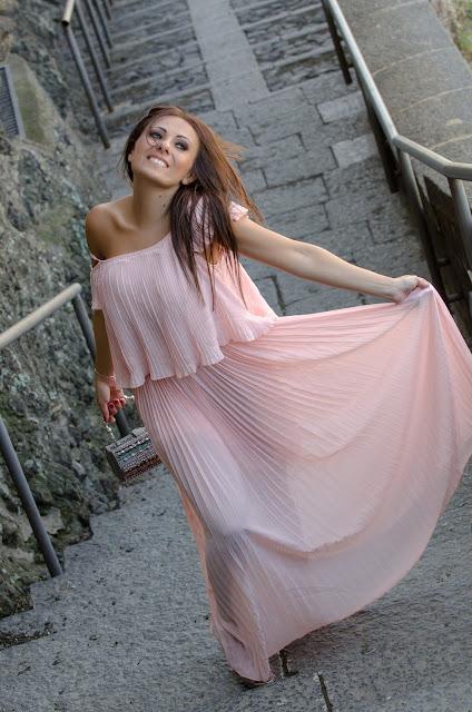 vestito-plissettato-lugo-rosa