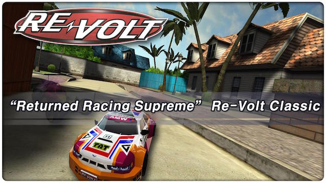 RE-VOLT Classic - 3D (Android)