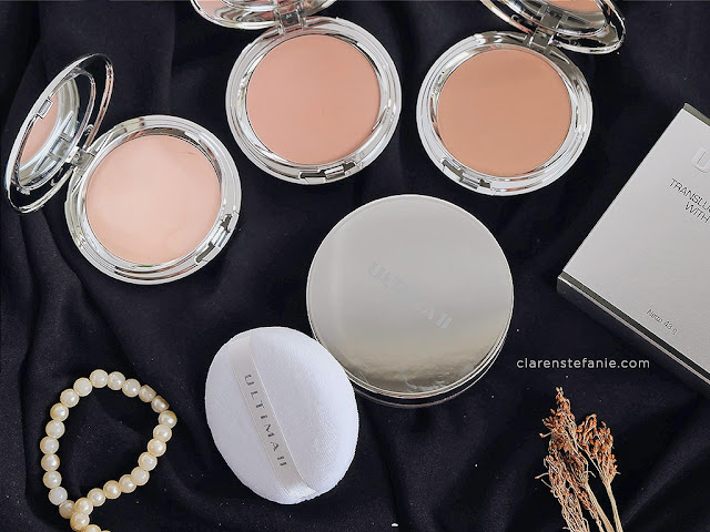 ULTIMA II Delicate Creme Make Up & Delicate Translucent Face Powder
