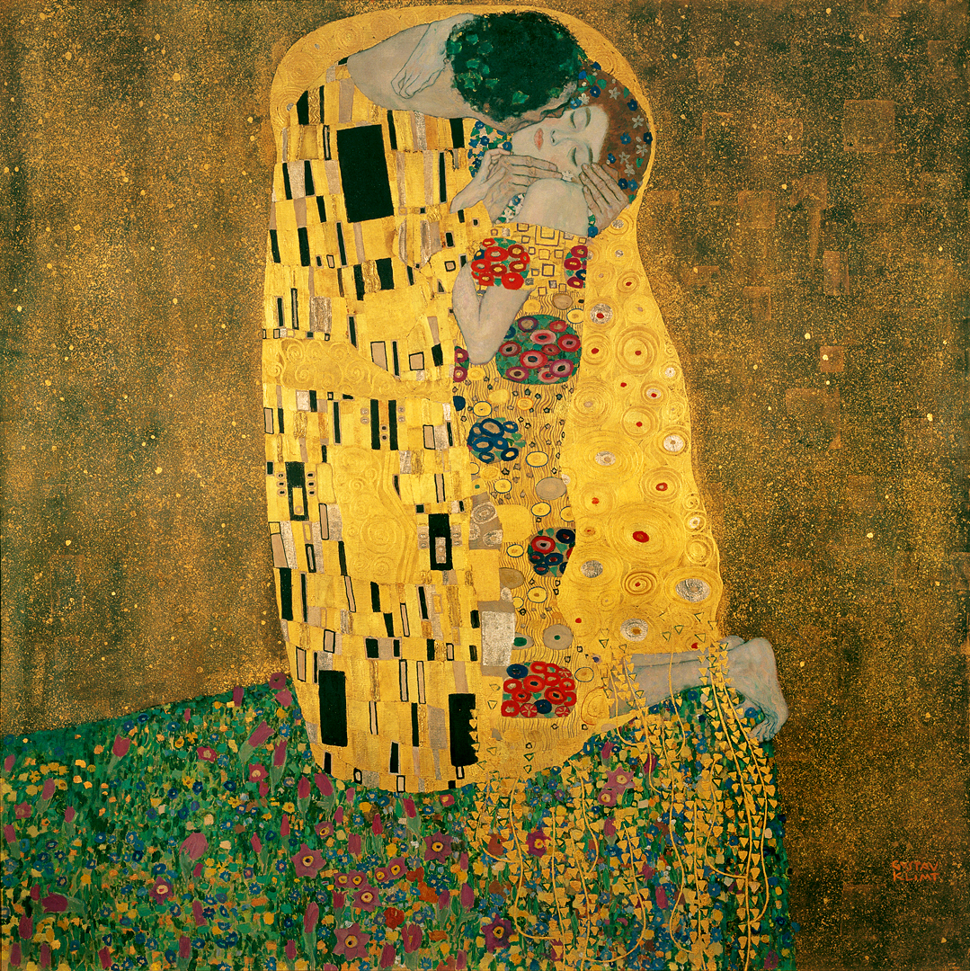 Beijo na Pintura