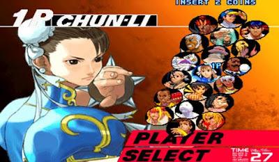 Street Fighter III: 3rd Strike (PS2) 2004