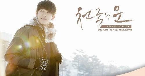 Eric Nam – Heaven's Door Lyrics - Kpop Lyrics 2 You