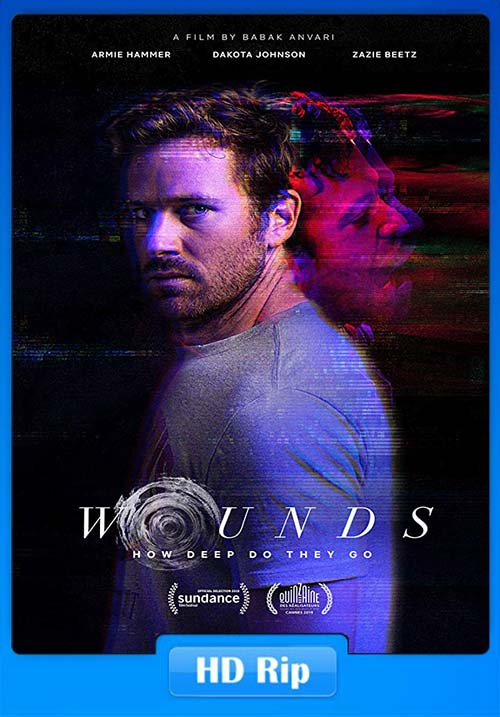 Wounds 2019 720p NF WEB-DL Hindi English x264 | 480p 300MB | 100MB HEVC