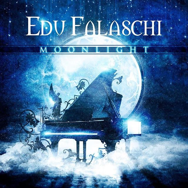 Edu Falaschi (ALMAH, ex-ANGRA) Debut Solo Album 'MOONLIGHT' Celebrating 25 Years In Metal