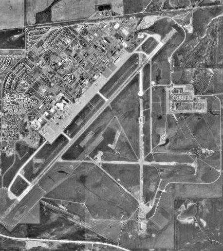 Montana had many military bases through the years  |Air Force Base Montana