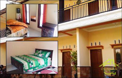 Homestay Yogi Villa Kamaran di Kota Batu Malang Jawa Timur