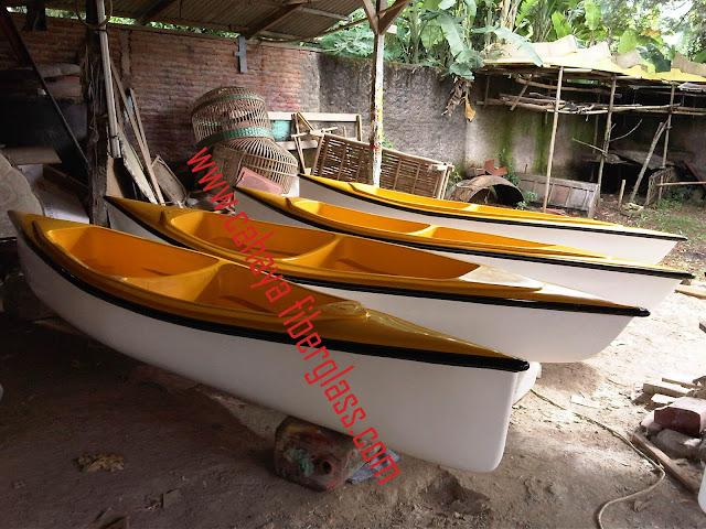 harga perahu kayak