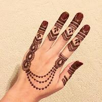 Mehandi Design Simple In Back: 125+ New Simple Mehndi/Henna Designs for Hands - Buzzpkrh:buzzpk.com,Design