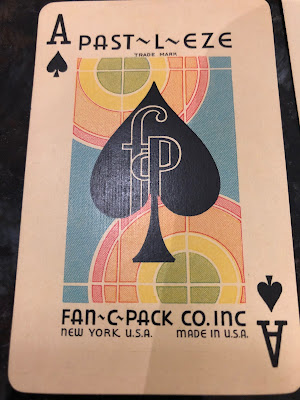 Fan-C-Pack Ace of Spades